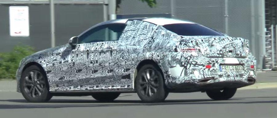 La nouvelle Mercedes Classe C Coupé se découvre