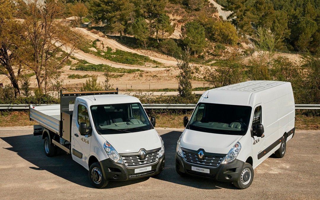Renault agrandit sa gamme Pro+