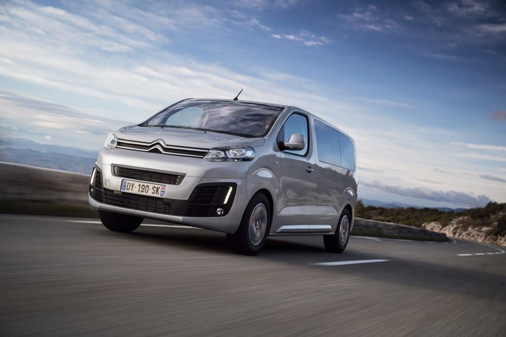 Le Citroën SpaceTourer, une voiture aux multiples choix