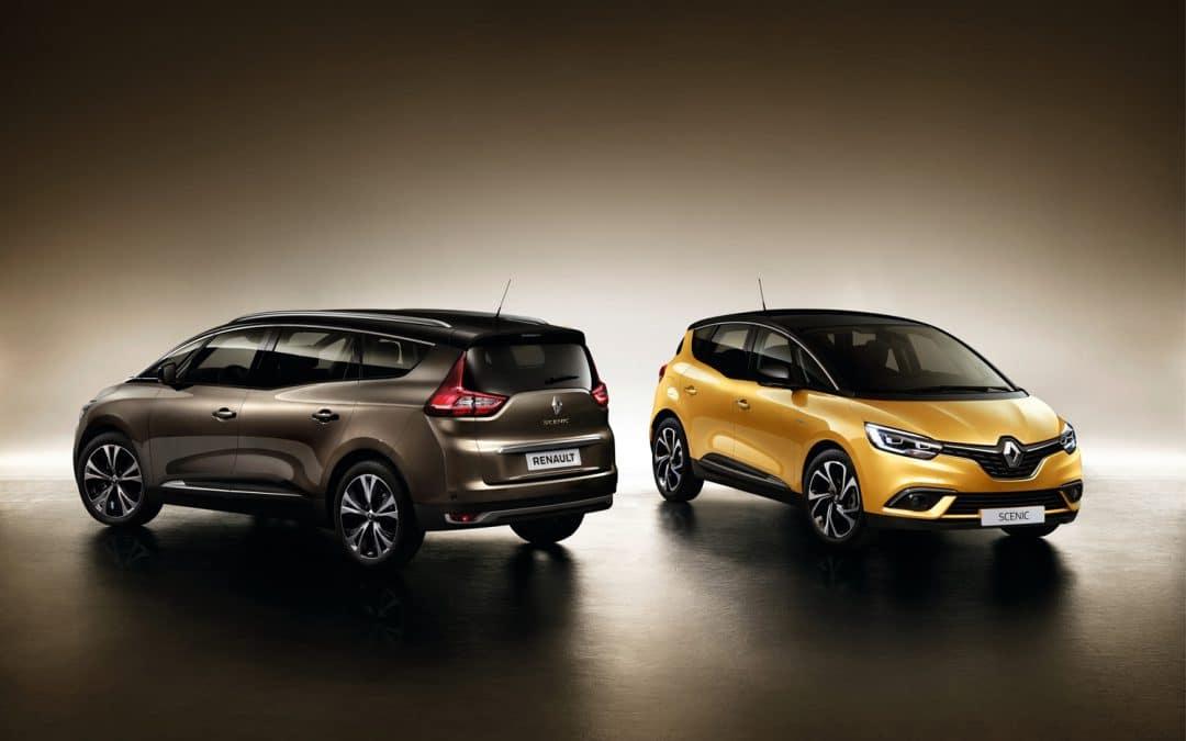 Renault Grand Scenic, le monospace premium s'agrandit