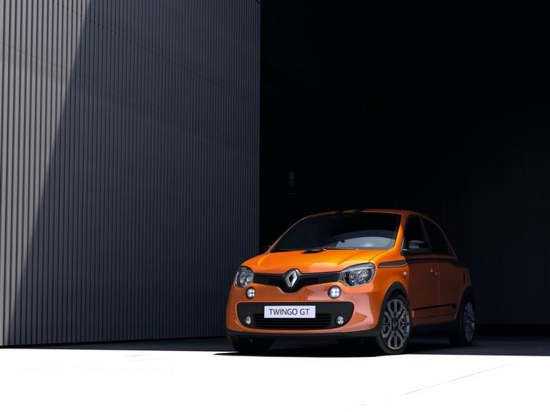 Twingo GT, nouvelle sportive chez Renault !