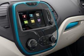 navigation Renault Captur