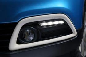 optique du Renault Captur