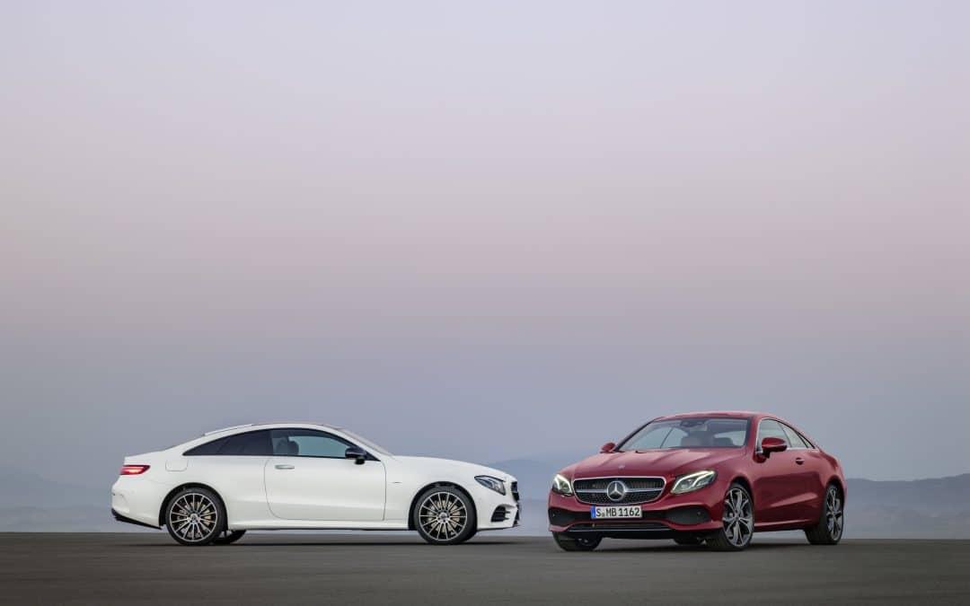 Mercedes Classe E coupé (2017) : tarifs – infos – photos