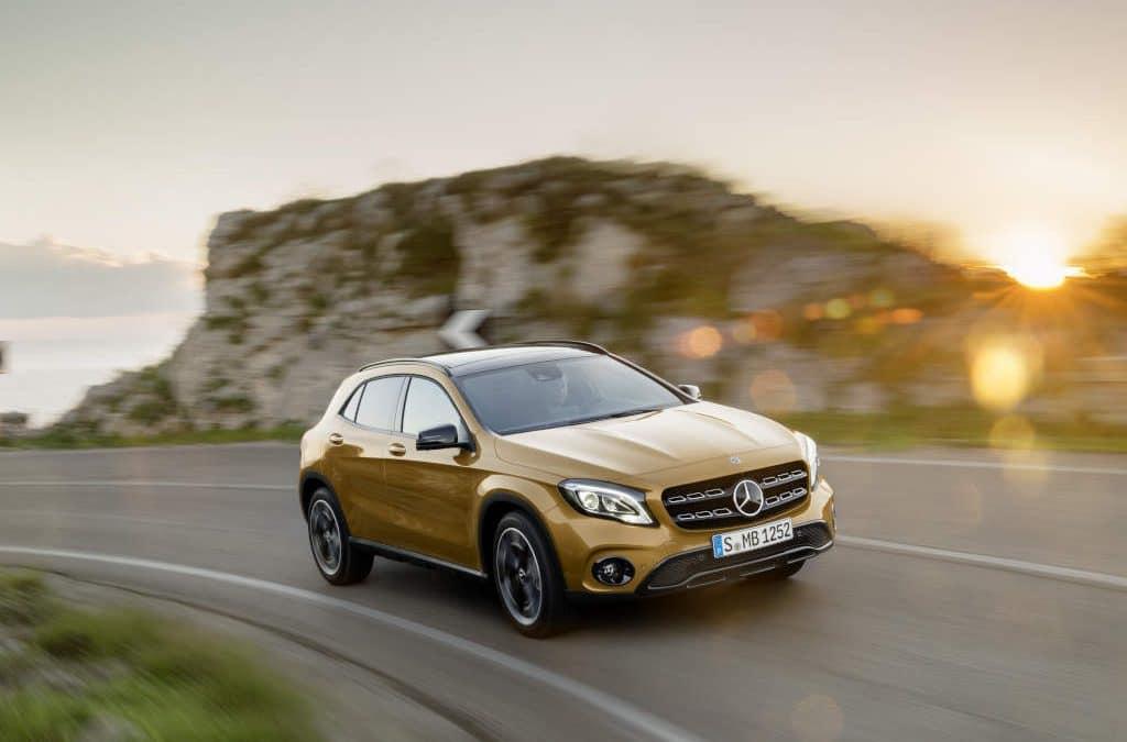 Mercedes GLA : tarifs – infos – photos