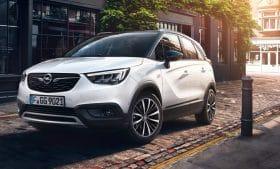 Opel Crossland X 2017 Salon de Genève Caroom.fr