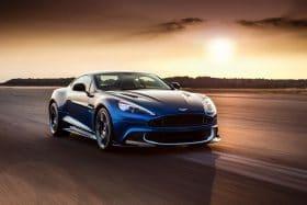 Aston Martin Vanquish S 2017 Salon de Geneve Caroom.fr