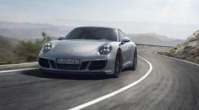 Porsche 911 GTS Salon de Genève 2017