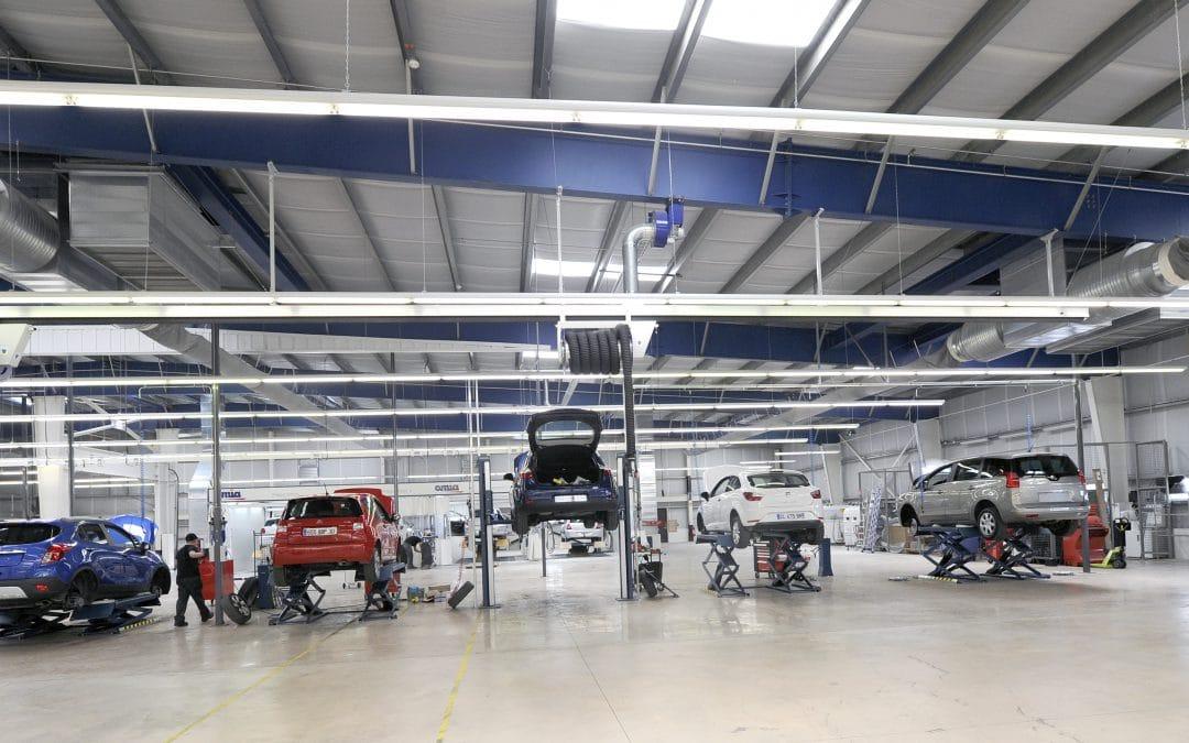 Une deuxième usine de reconditionnement pour Aramisauto