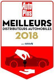 Certification Meilleur Distributeur Automobile de France 2018