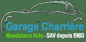 logo de garage Charrière