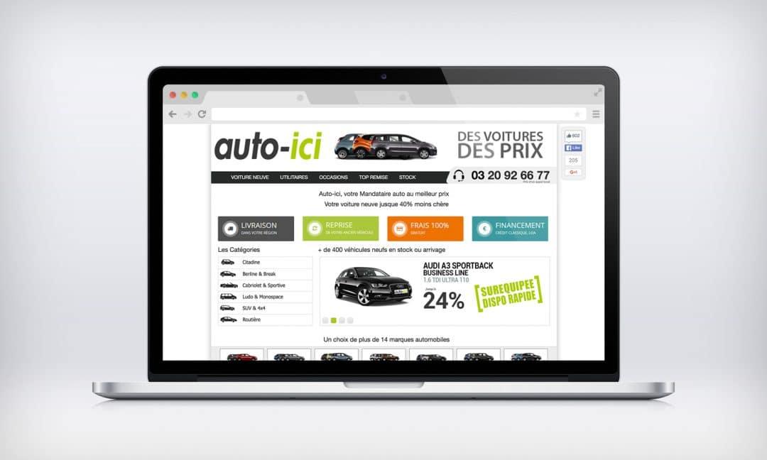 Site Auto ICI