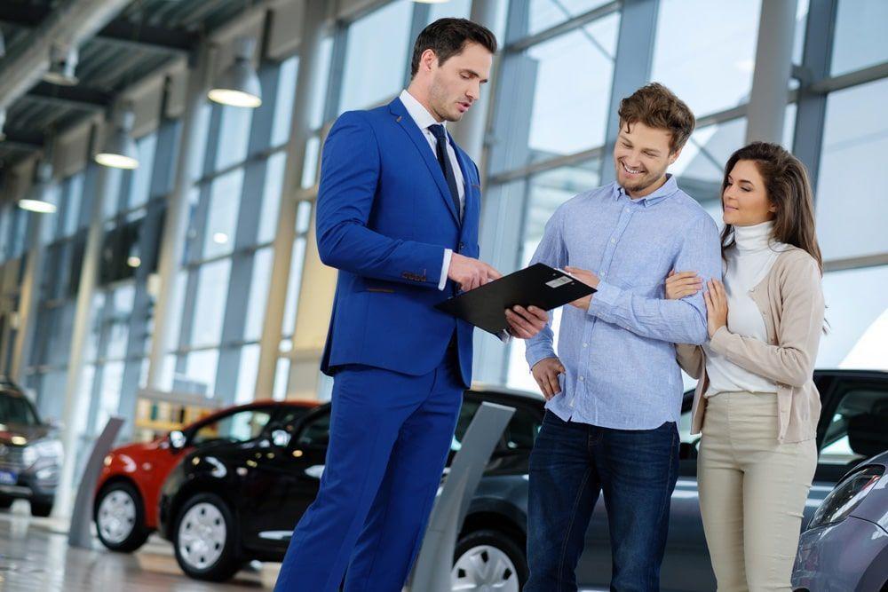Les garanties du vendeur automobile