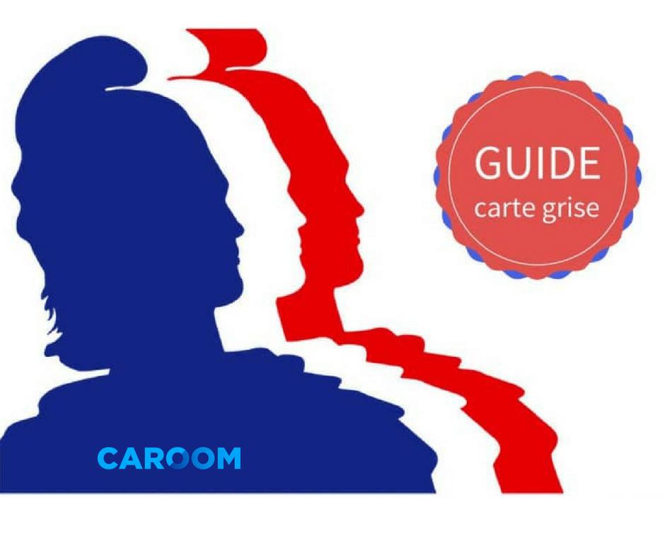 guide caroom carte grise certificat d'immatriculation