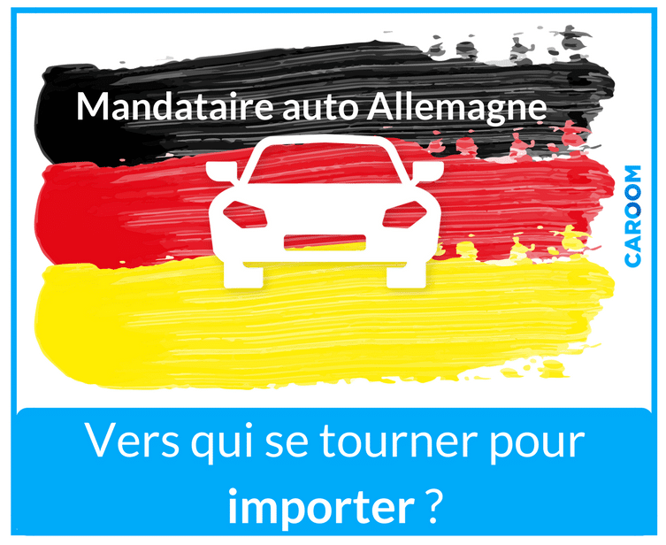 Allemagne : mandataire automobile