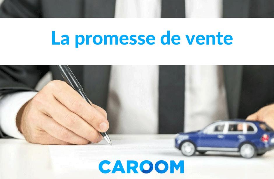 la promesse de vente de voiture