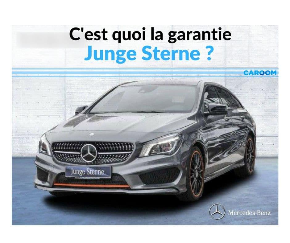Mercedes occasion Junge Sterne