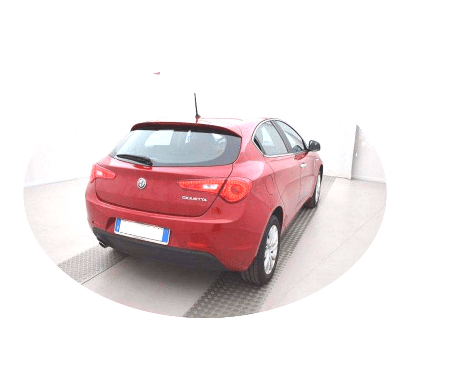 Alfa Romeo Giulietta récente