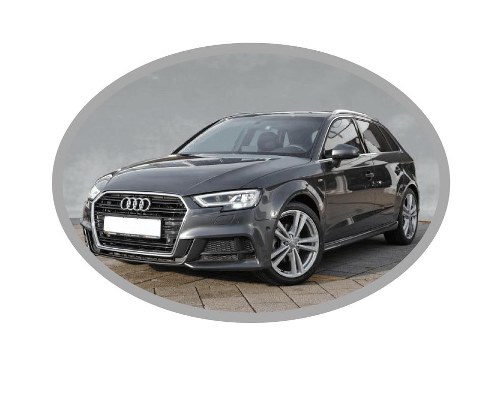 Audi A3 Sportback importé de belgique