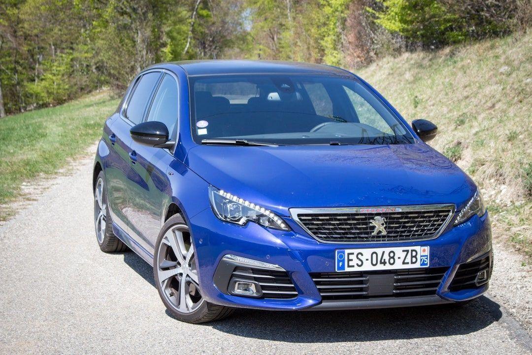 Peugeot 308 Vue Extérieure