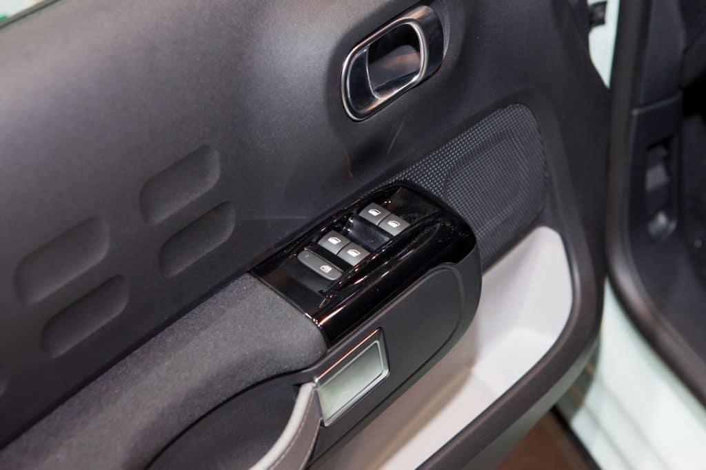 Portière de la Citroën C3