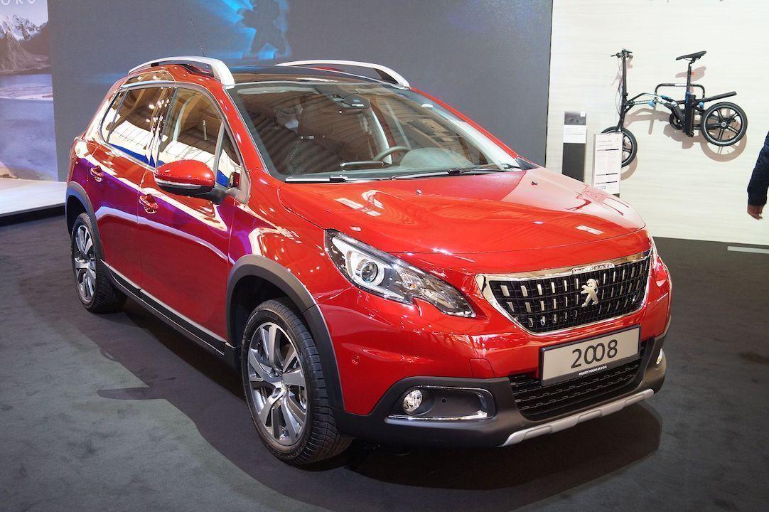 Peugeot 2008 Restylé
