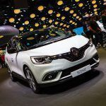 Renault Scenic au Mondial de Paris