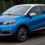 Renault Captur Bleu