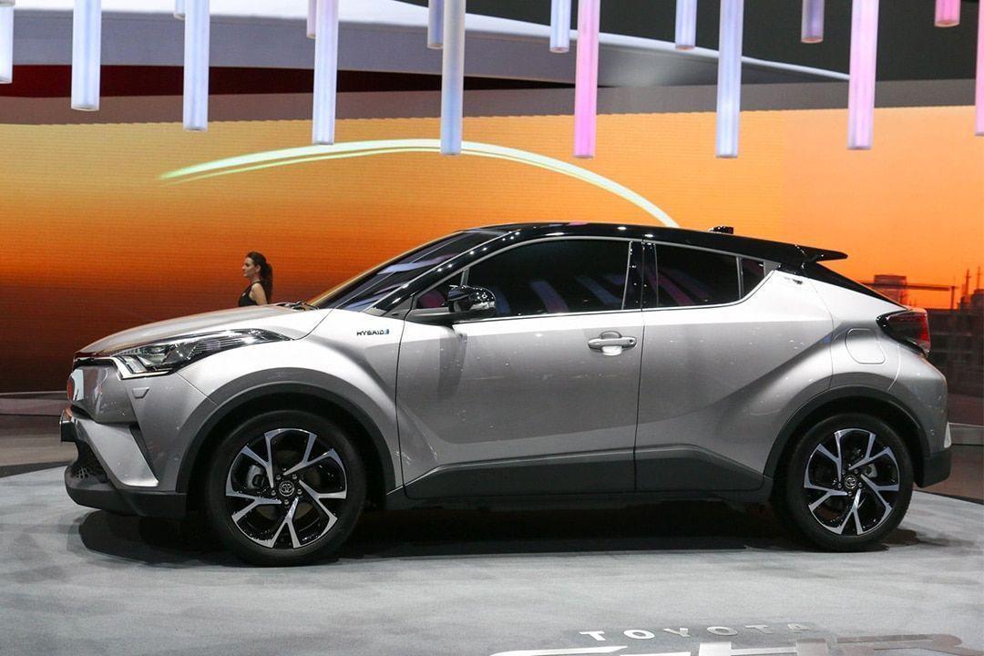SUV Toyota C-HR