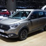 Dacia Lodgy Stepway au Salon de Geneve