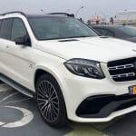 Mercedes GLS GLS63