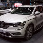 Renault Koleos Initiale Paris 7 places