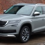 Skoda Kodiaq Scout 7 Places