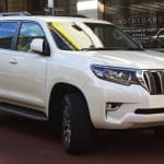 Toyota Land Cruiser Restylé 2018