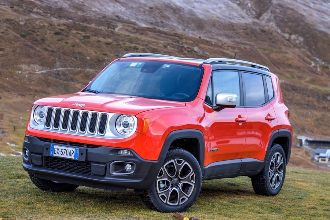 Le Crossover urbain Jeep Renegade