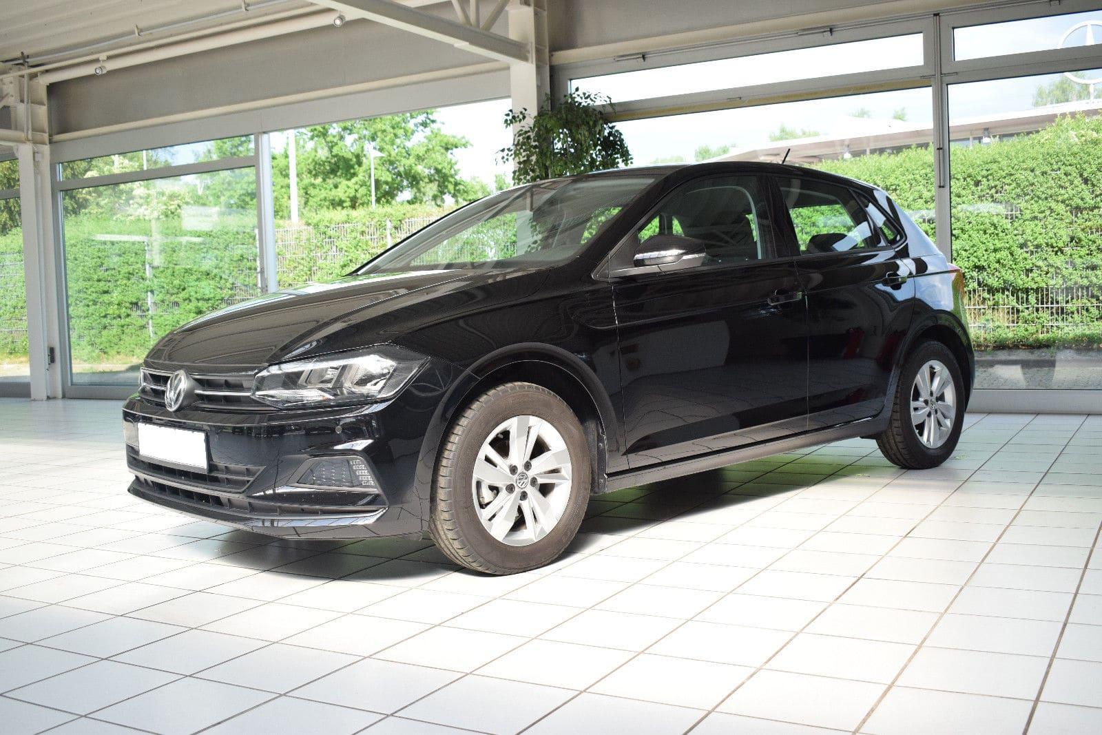 Volkswagen Polo 6 Trendline noire