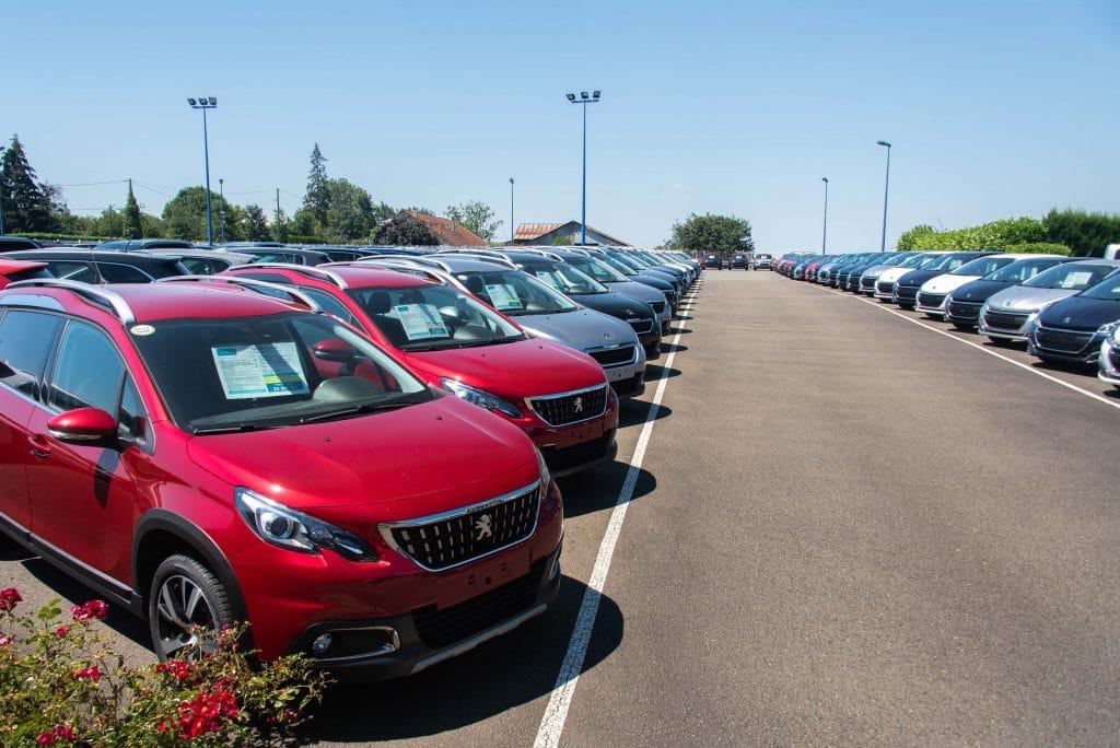 Parc de Glinche Automobiles