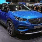 SUV Opel Grandland X