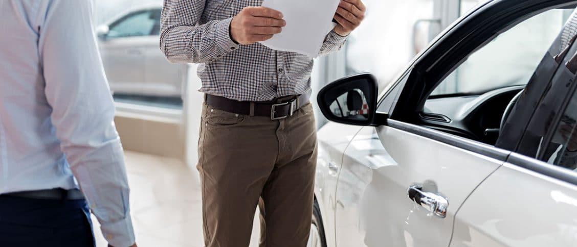Les documents pour vendre une voiture (promesse, contrat)
