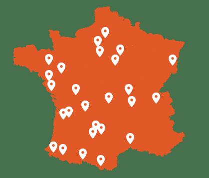 La liste des VPN Autos en France