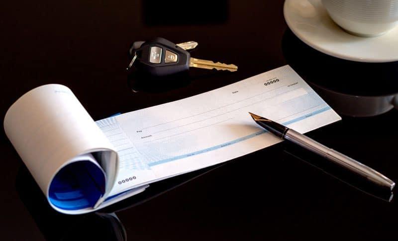 Comment payer une voiture d'occasion ?