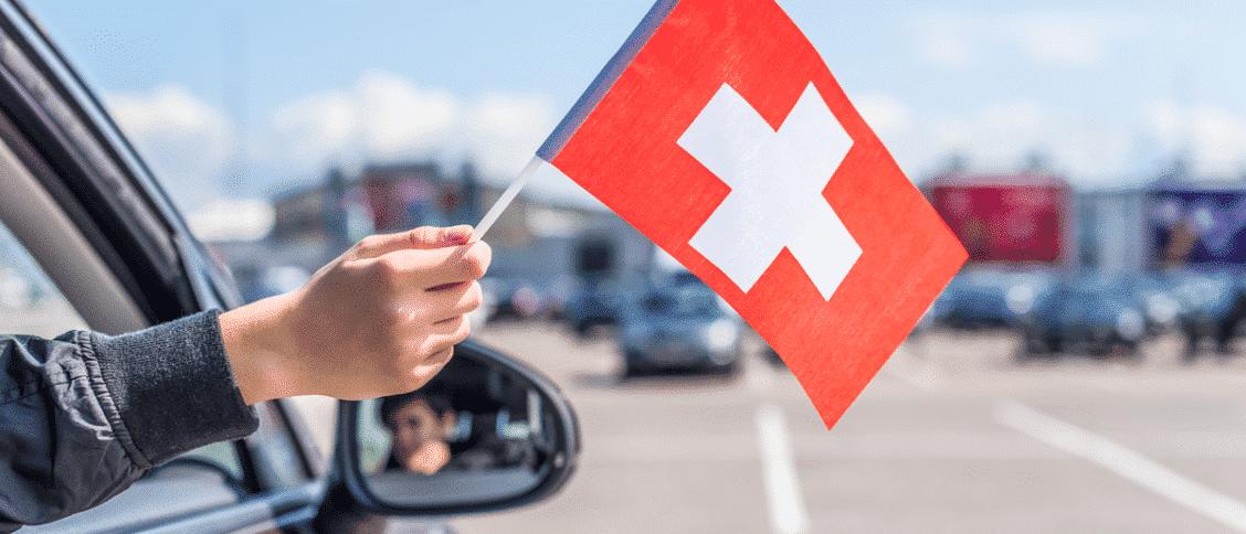Importer un véhicule depuis la Suisse