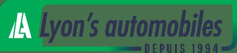 Le logo de l'importateur Lyon's Automobiles