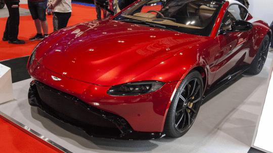 Jaguar proposée à la vente par un mandataire automobile