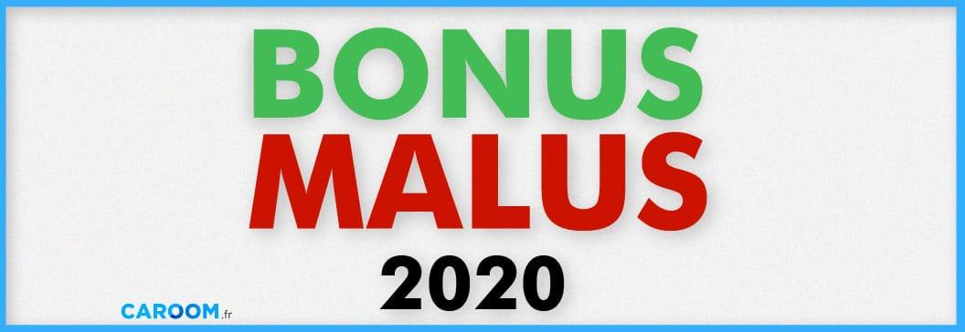 Le barème du malus 2020 avec la grille des montants des taxes