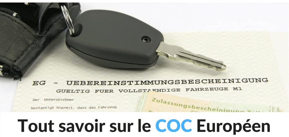 Tout connaitre sur le Certificat de Conformité Européen