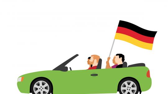 Les sites de petites annonces auto en Allemagne.