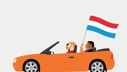 Les sites de petites annonces autos au Luxembourg.