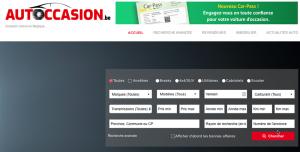 Autoccasion est un site d'achat et de vente de voitures d'occasion en Belgique.