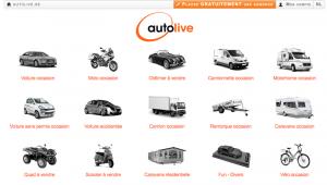 Autolive.be spécialiste de la petite annonce d'achat et de vente de voiture neuve et d'occasion en belgique.